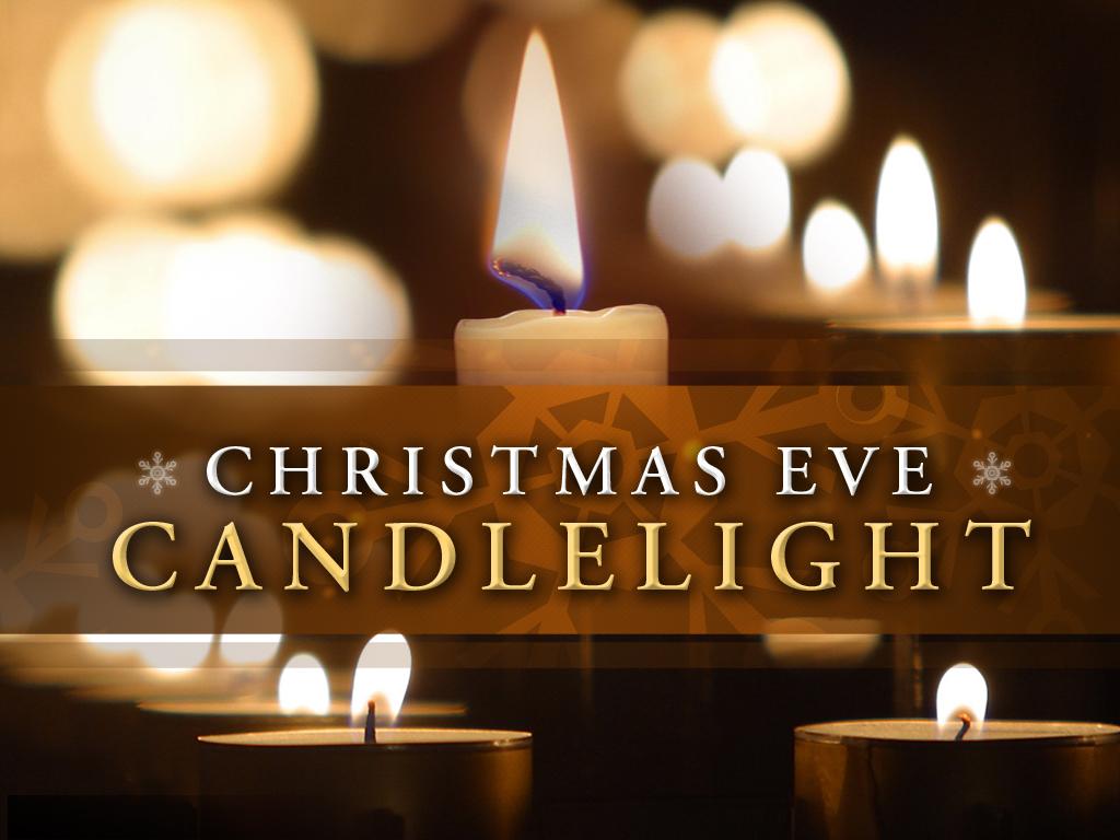 christmas eve candlelight service ideas